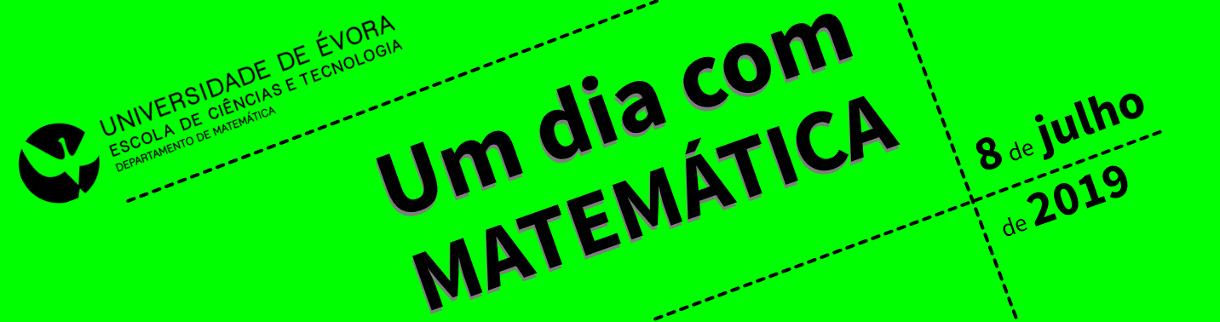 Um dia com Matemática 2019